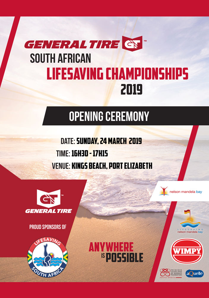 SA Champs 2019 - Lifesaving South Africa